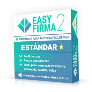 EasyFirma 2 - Estándar